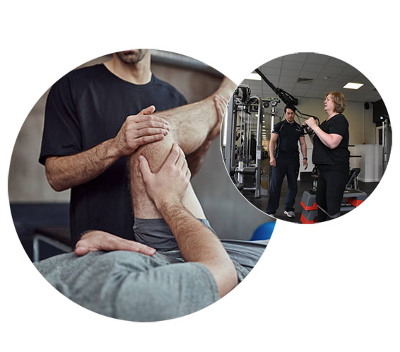 injury rehabilitation circles