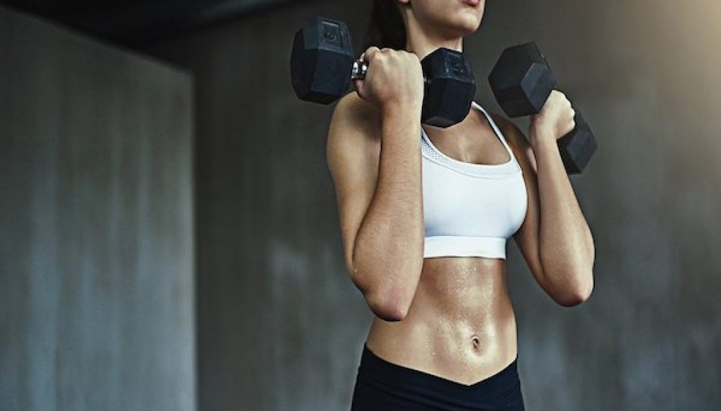 muscle tone and definition