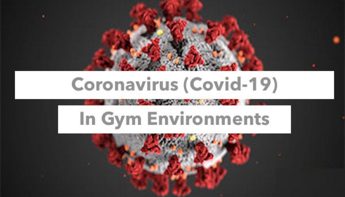 Coronavirus-covid-19-gym