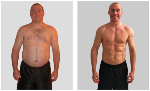 body recomposition how to lose fat and gain muscle